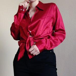 Ann Taylor silk top